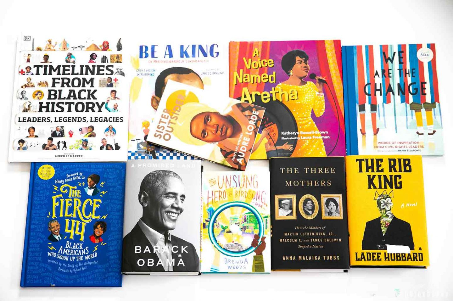 10 Books About Black History You Need in Your Family Bookcase