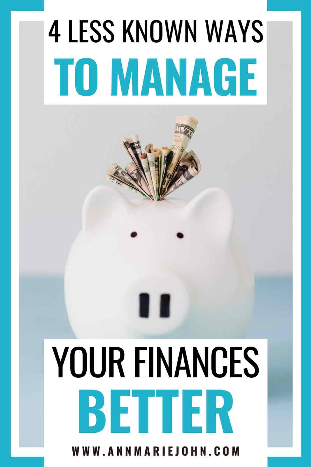 4 Less Known Ways to Manage Your Finances Better