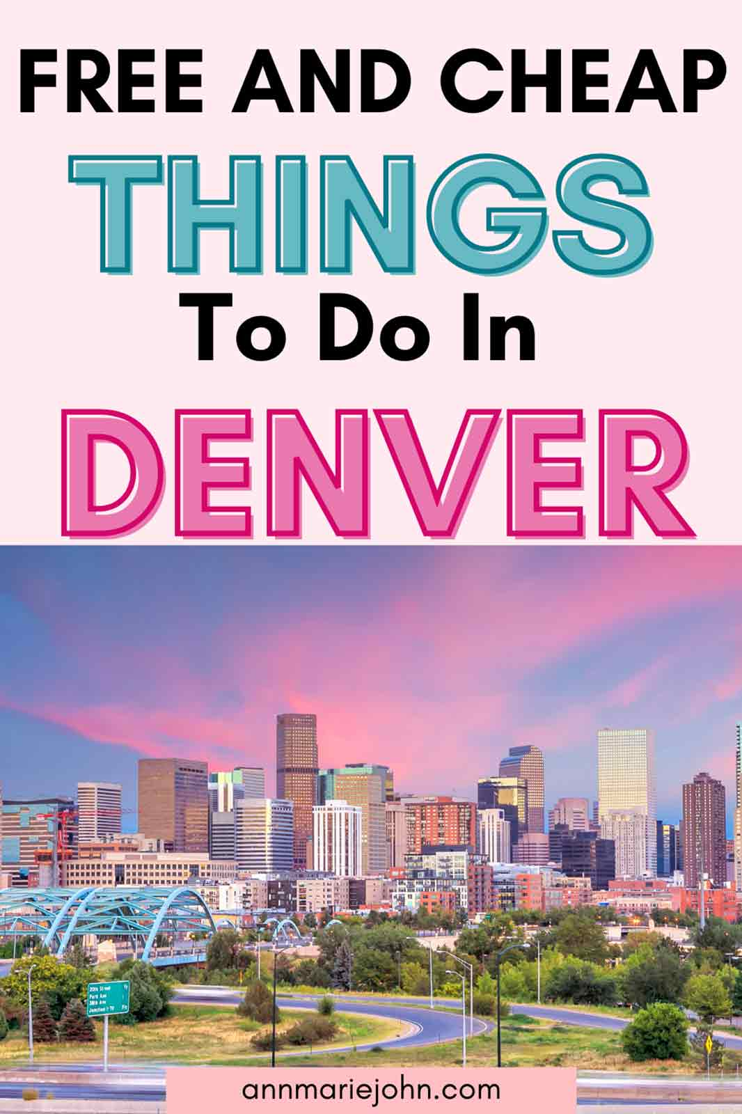 Best Cheap or Free Things to Do in Denver