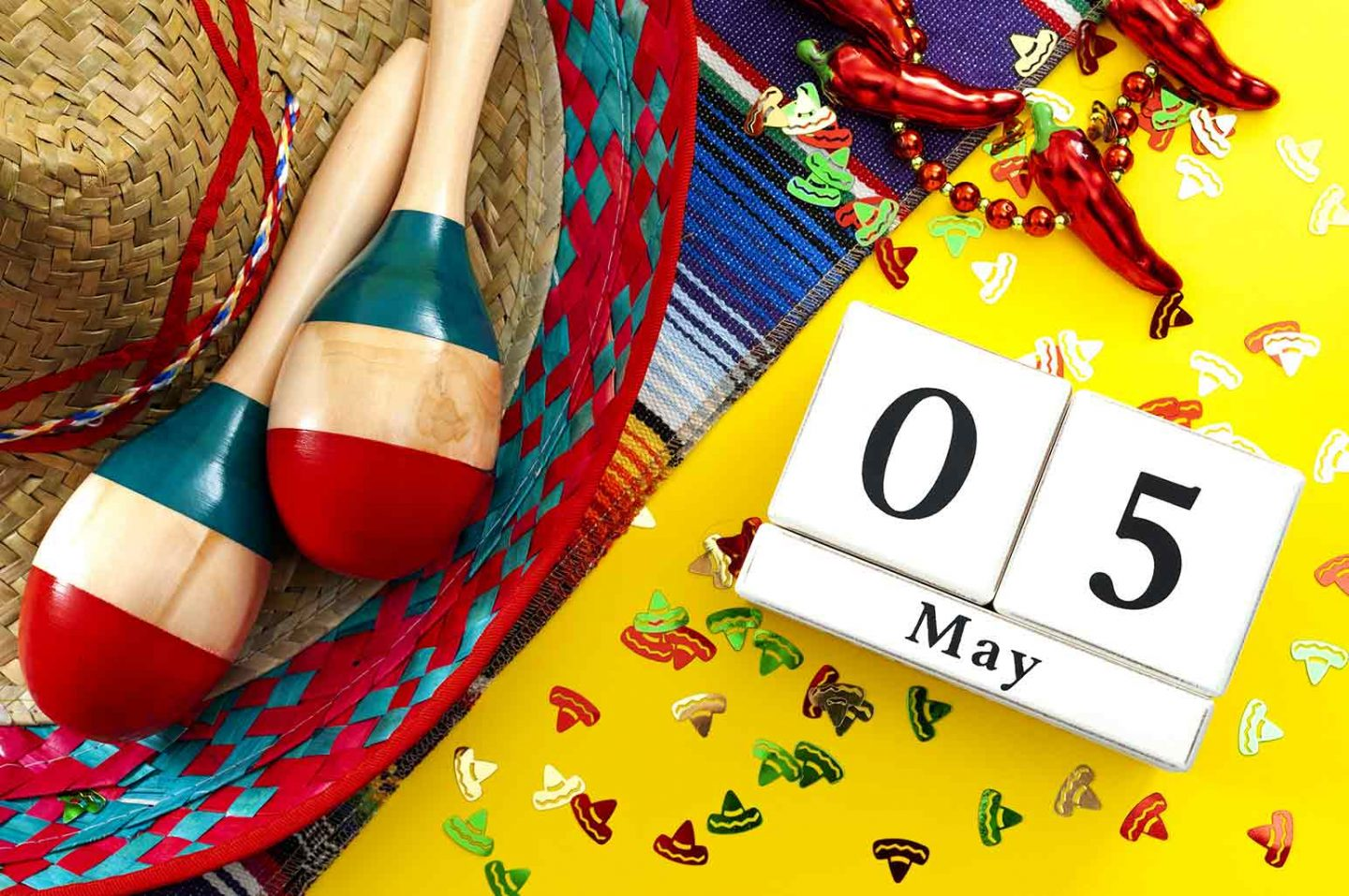 Ways to Celebrate Cinco de Mayo without Leaving Your Home
