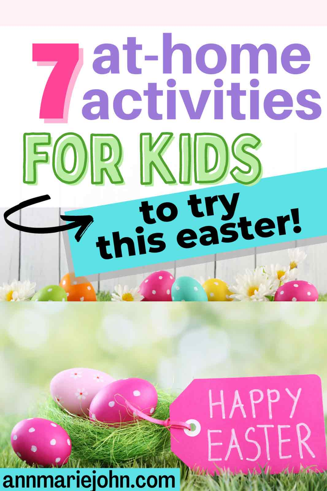 Fun at-Home Activities to do With the Kids During Easter