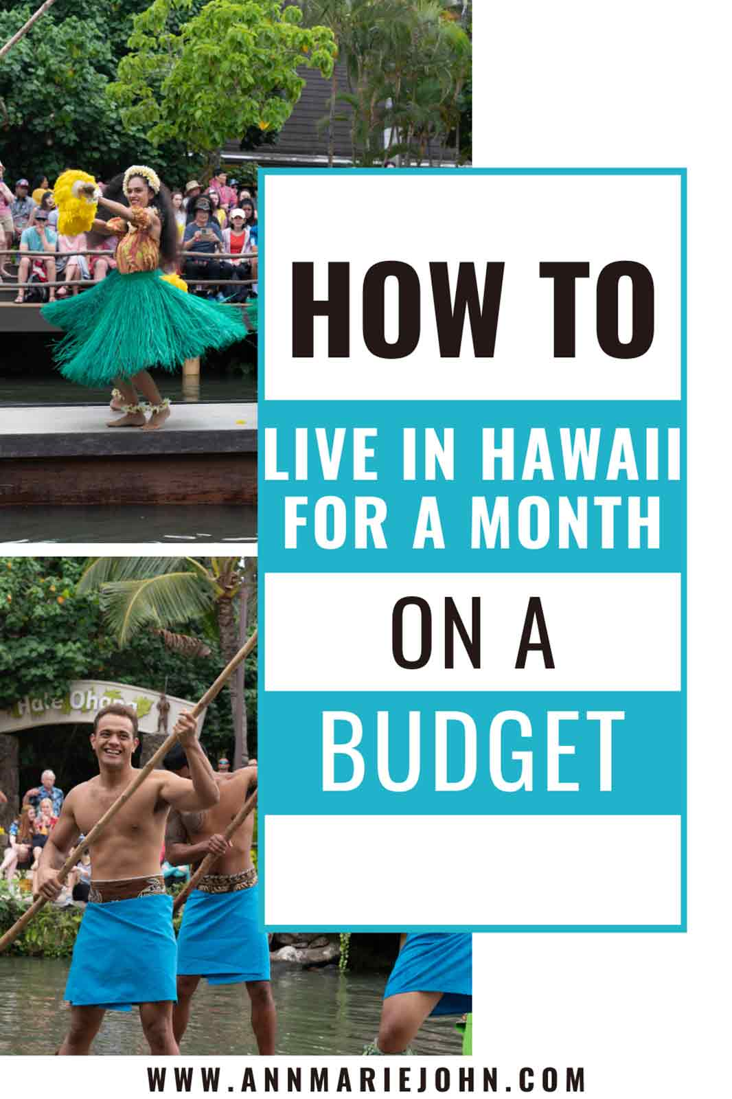 How to Live in Hawaii for a Month on a Budget