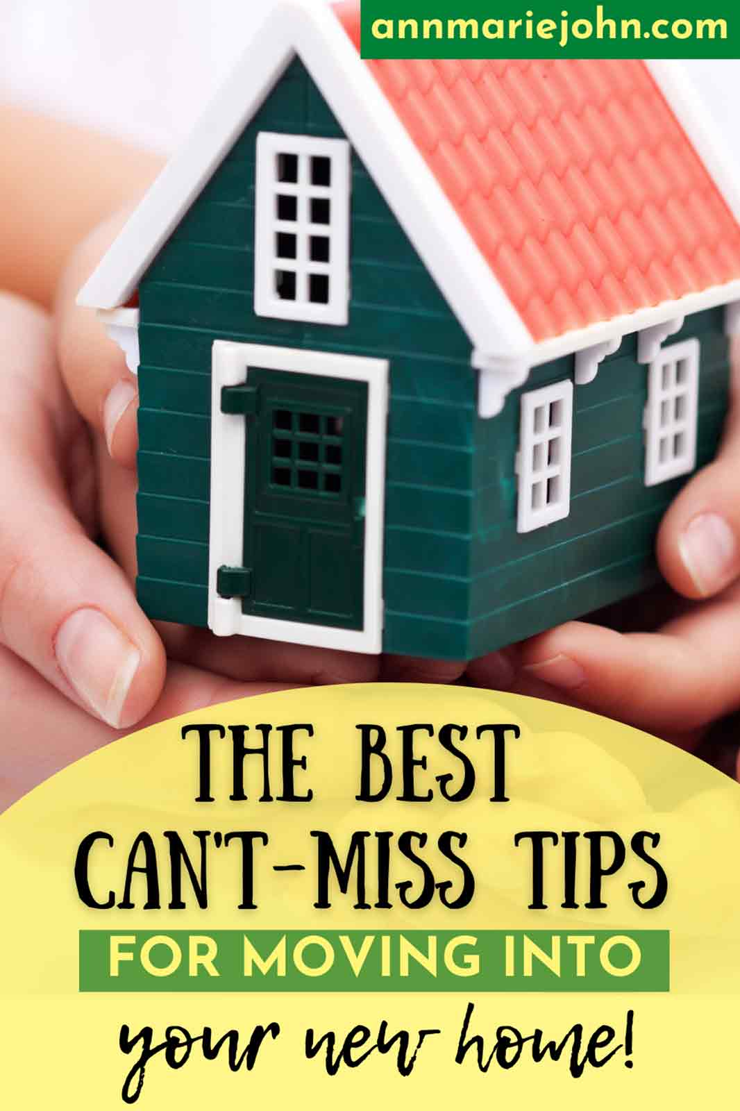 Tips You Cant Miss When Moving Into Your New Home