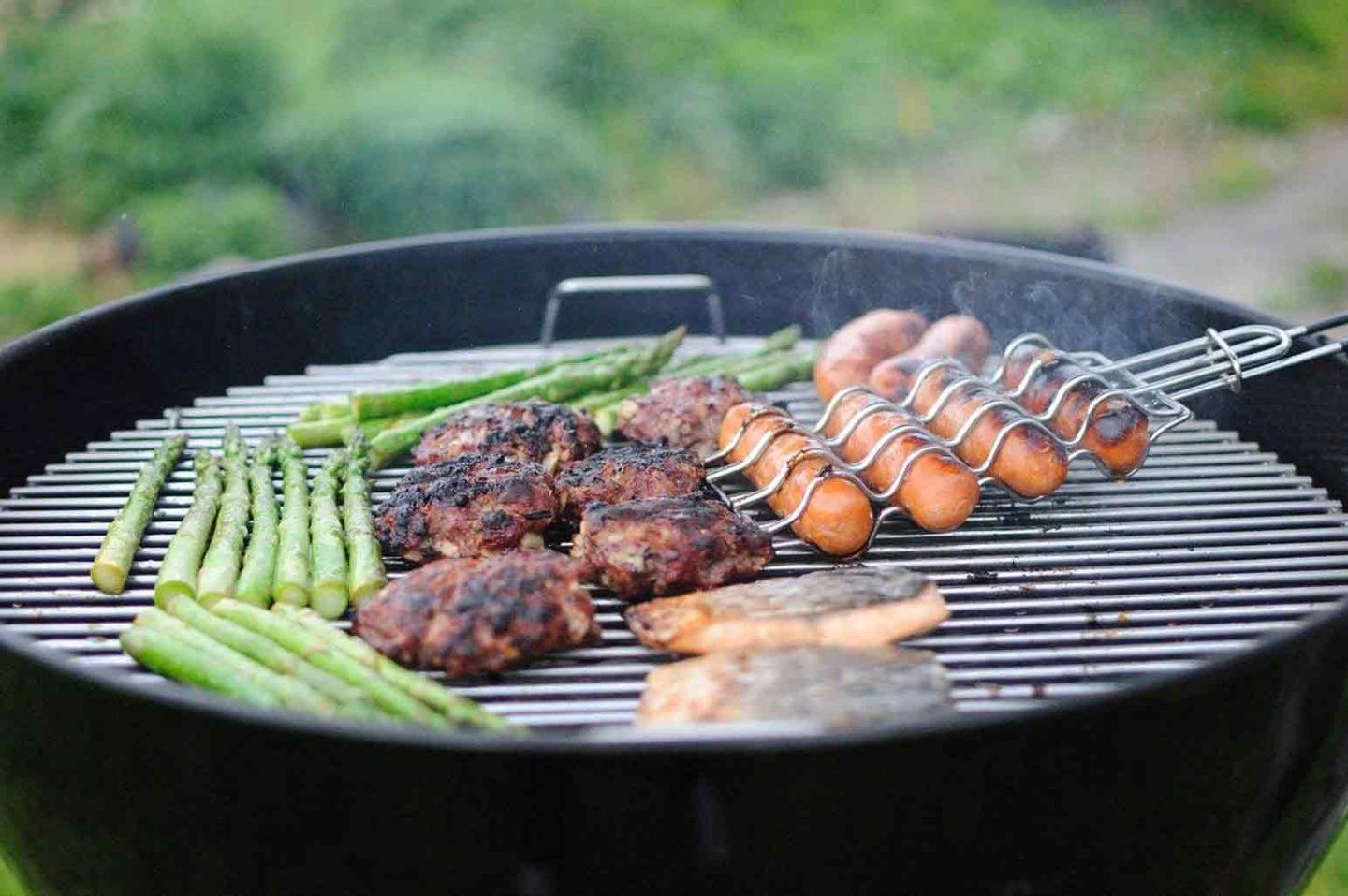 Tips for a backyard barbecue