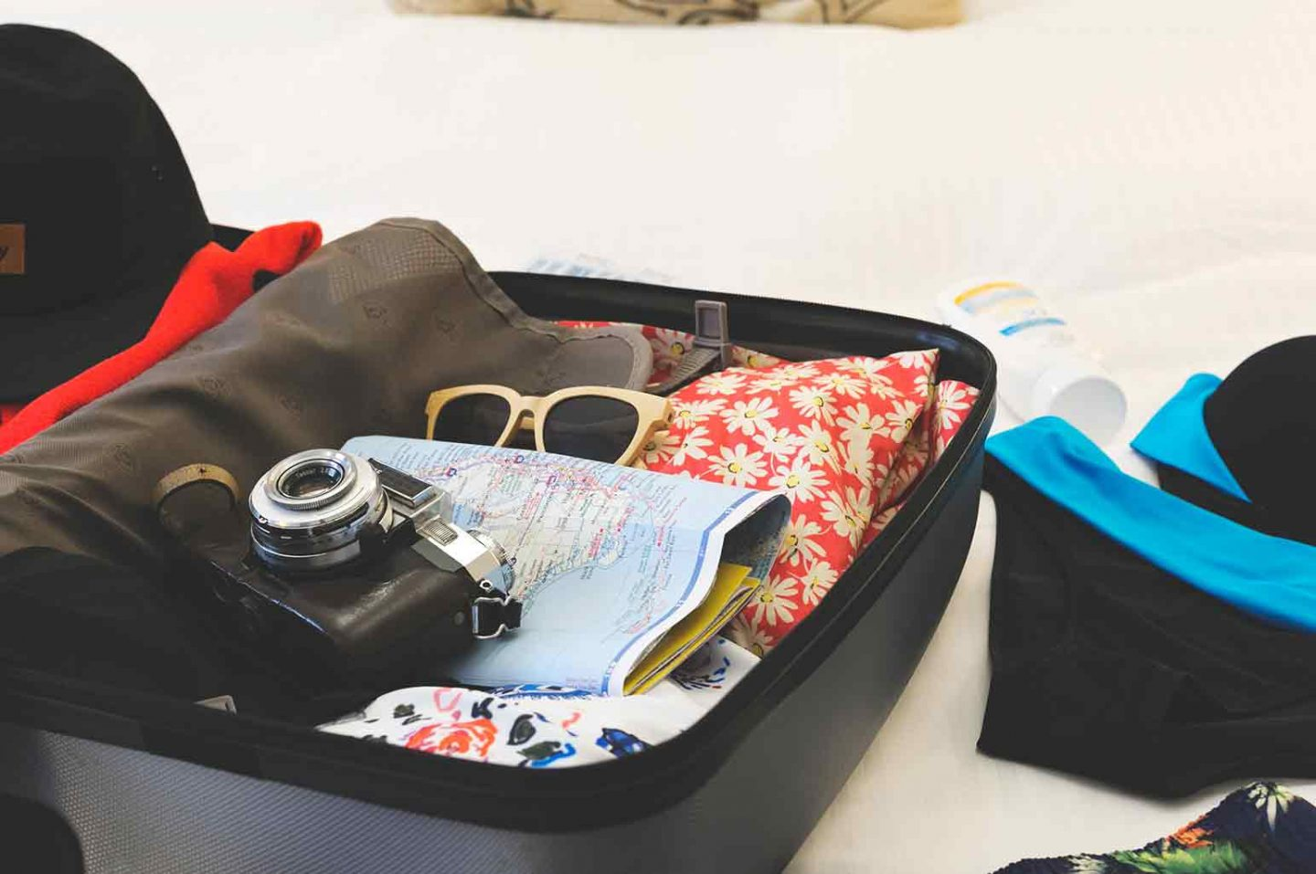 Ways to Avoid Overpacking