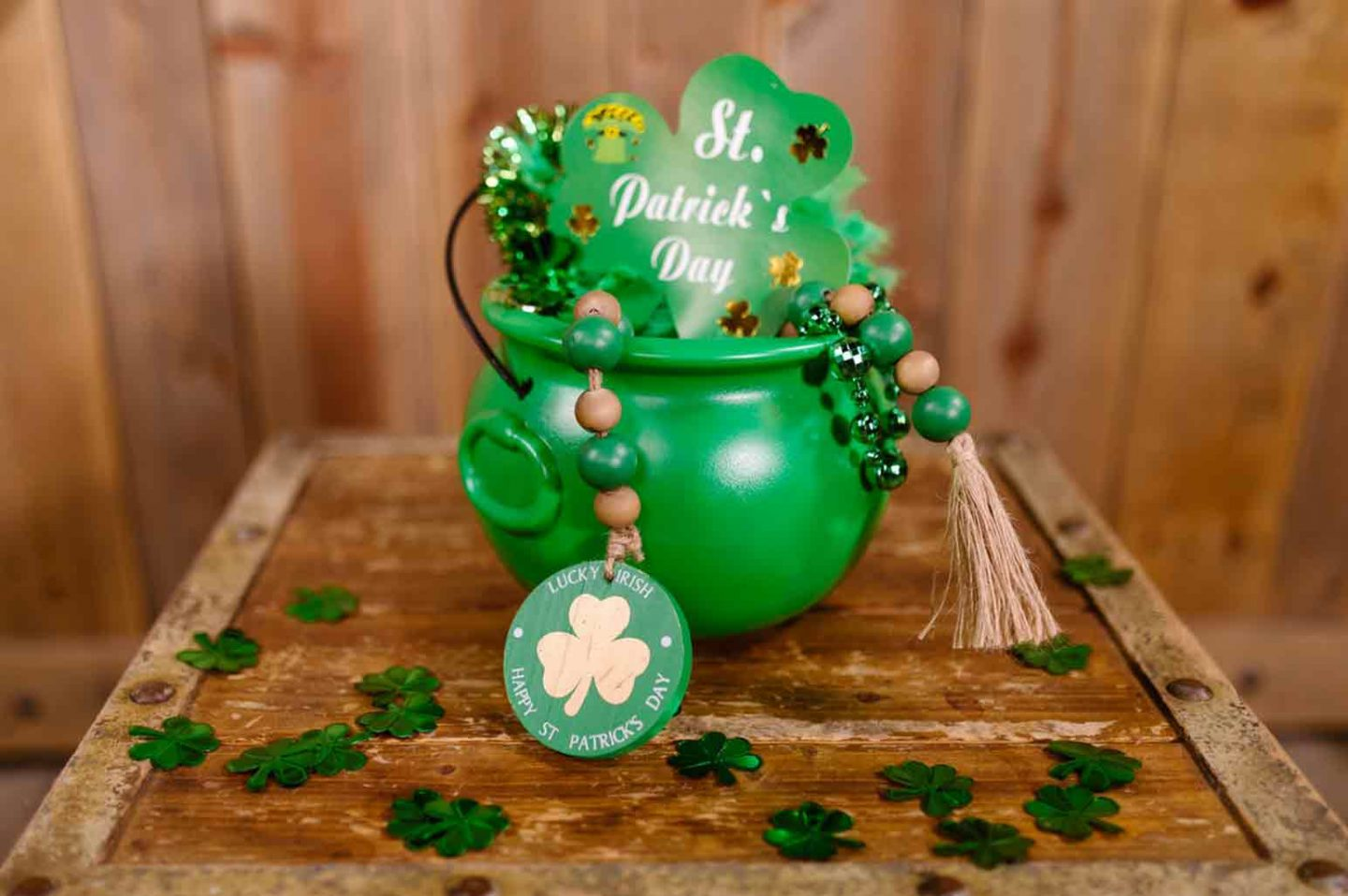 Fun and Simple Way to Celebrate St Patrick's Day