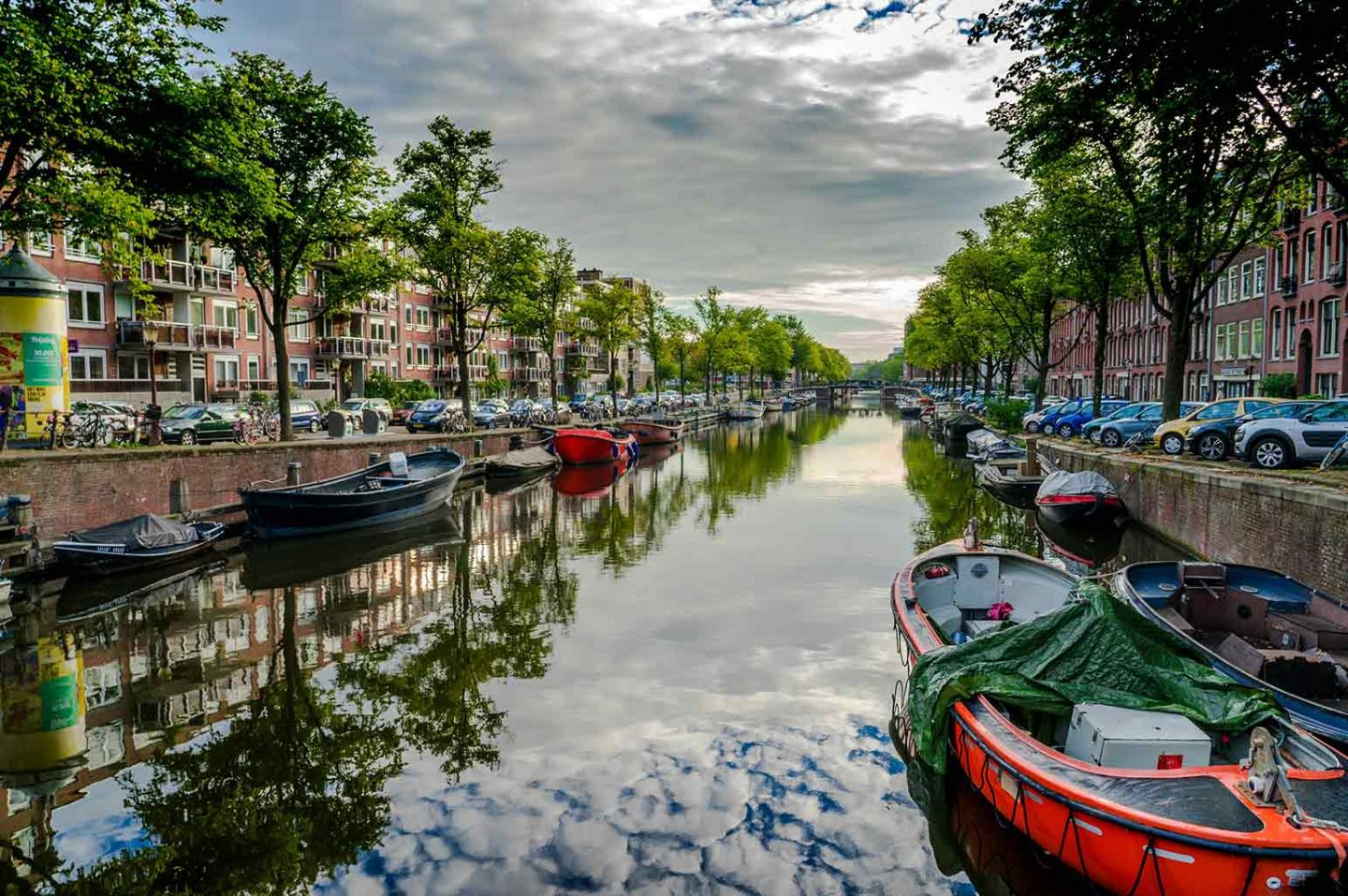 things you must do in Amsterdam