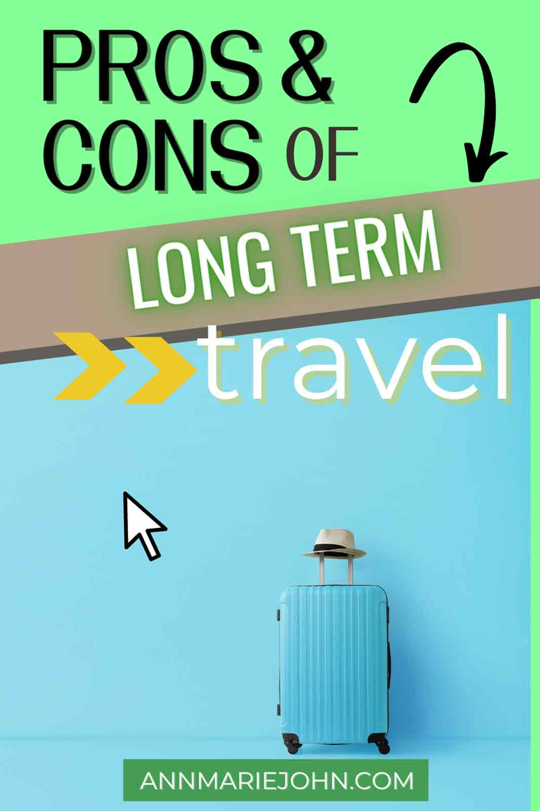 The Pros And Cons Of Long-Term Travel