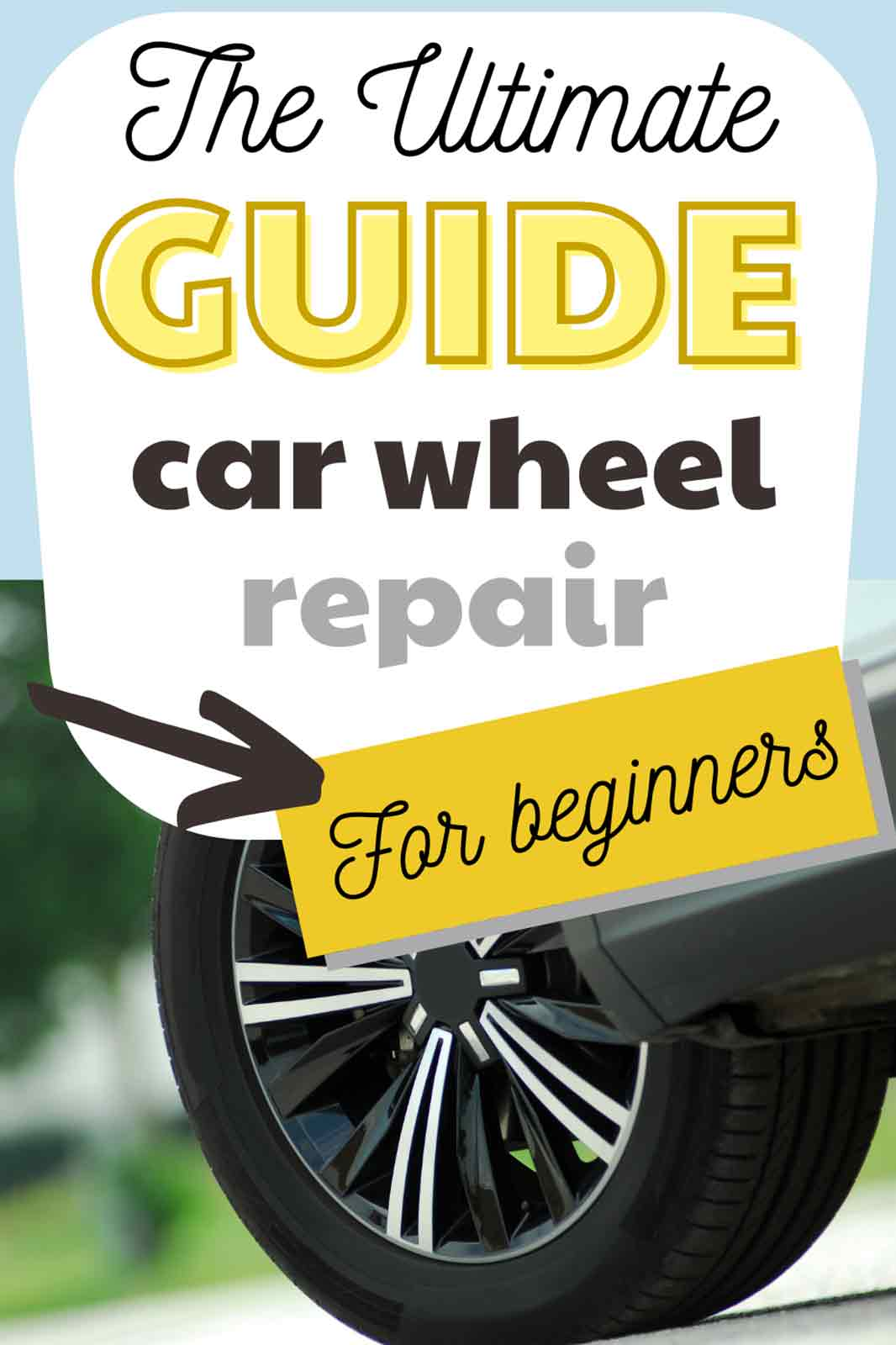 Car Wheel Repair