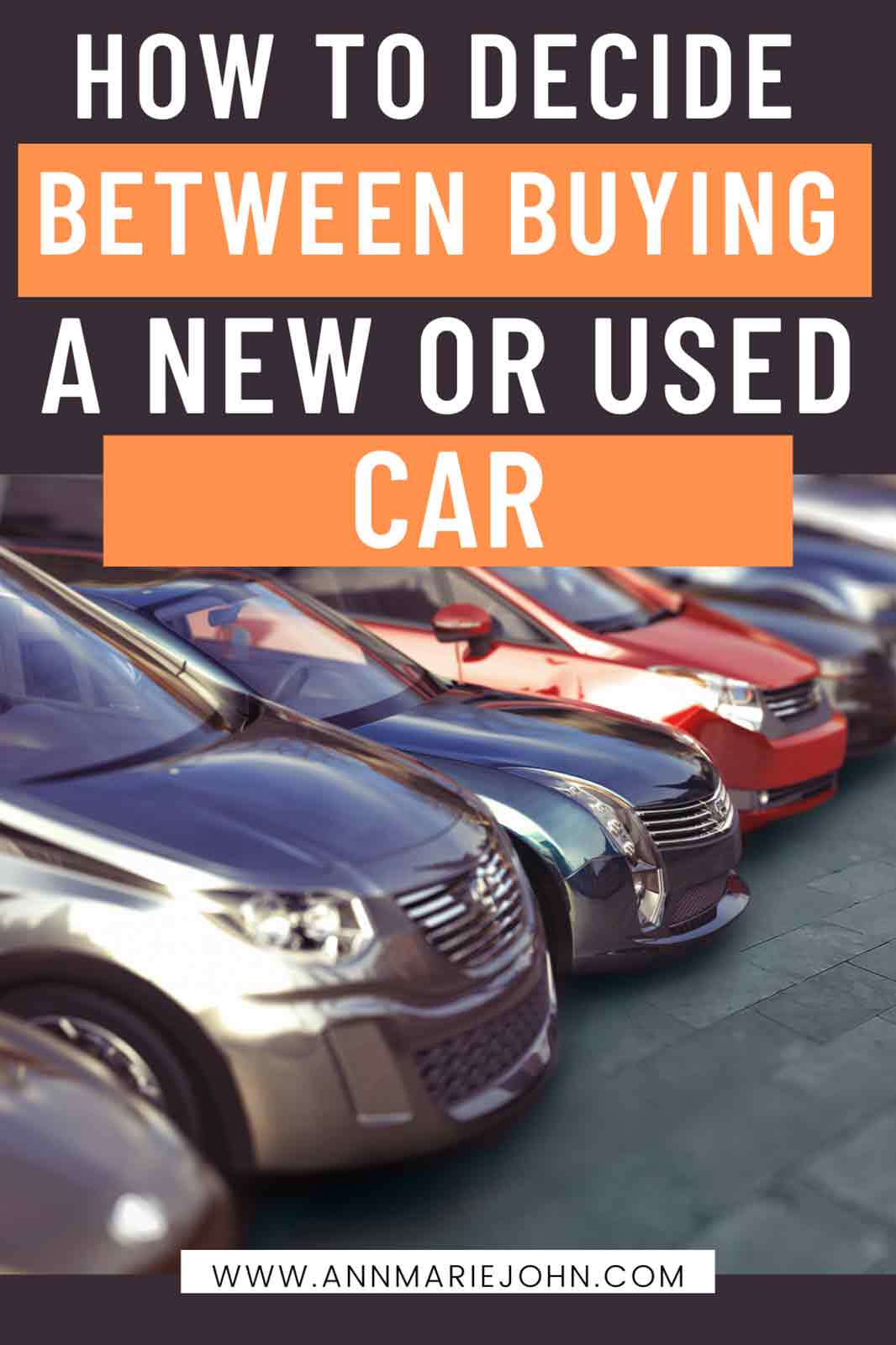 Deciding Between Buying a New and Used Car