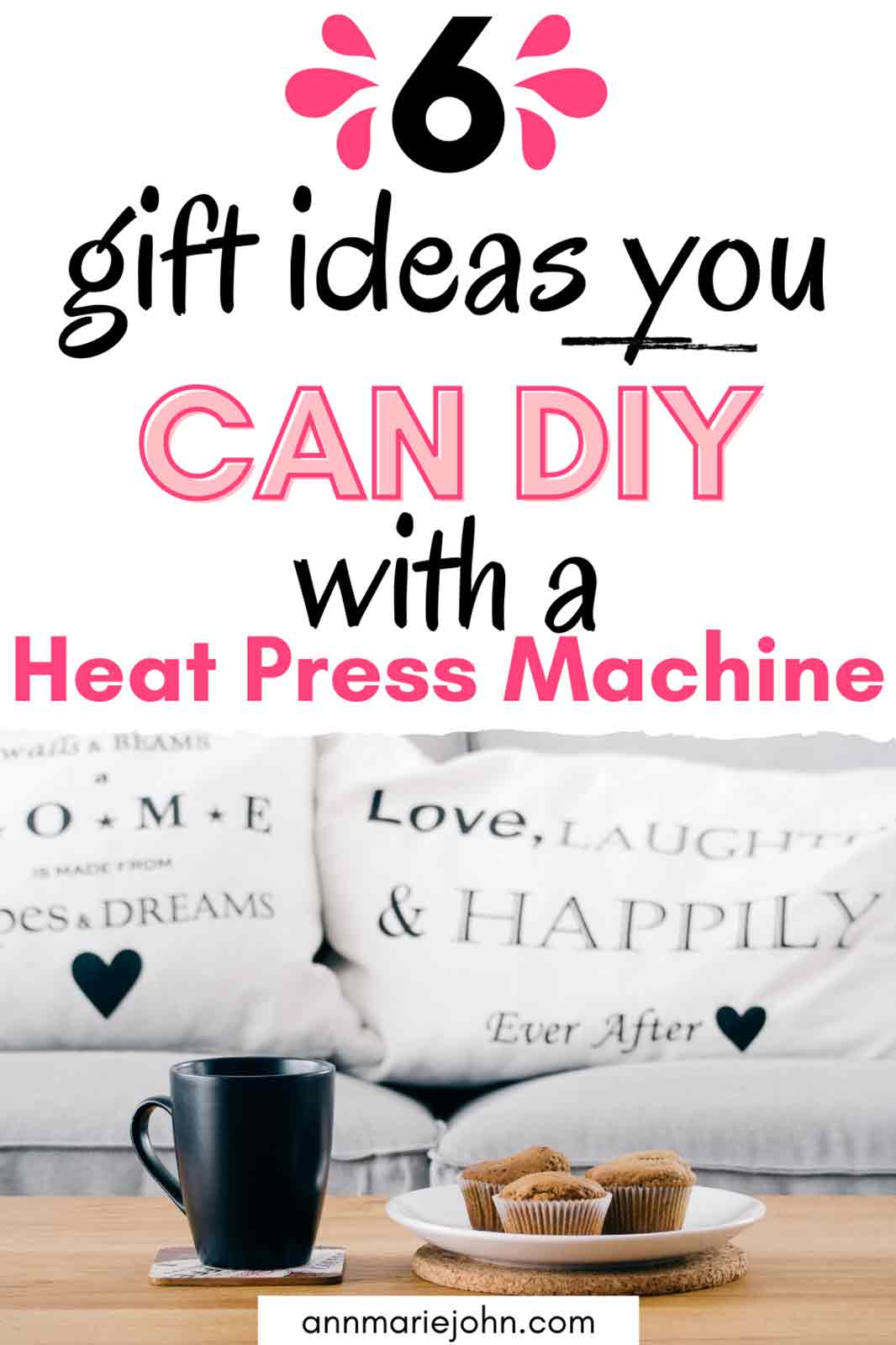 Gift Ideas You Can DIY With a Heat Press Machine