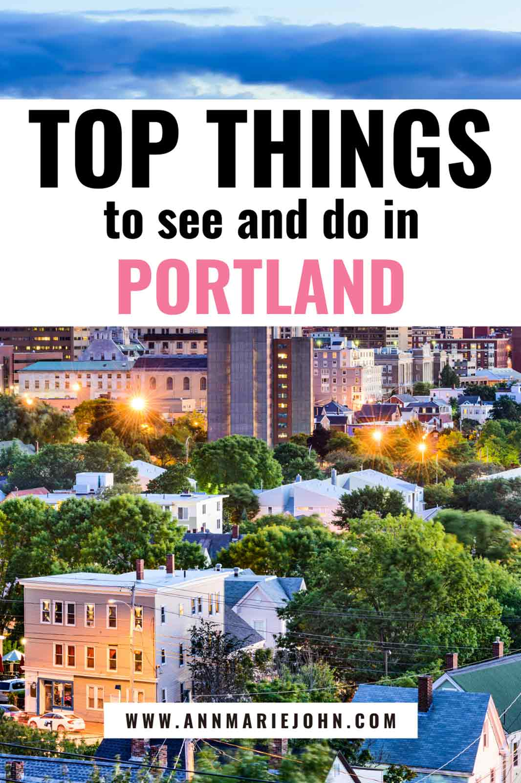 Top Things To See and Do in Portland