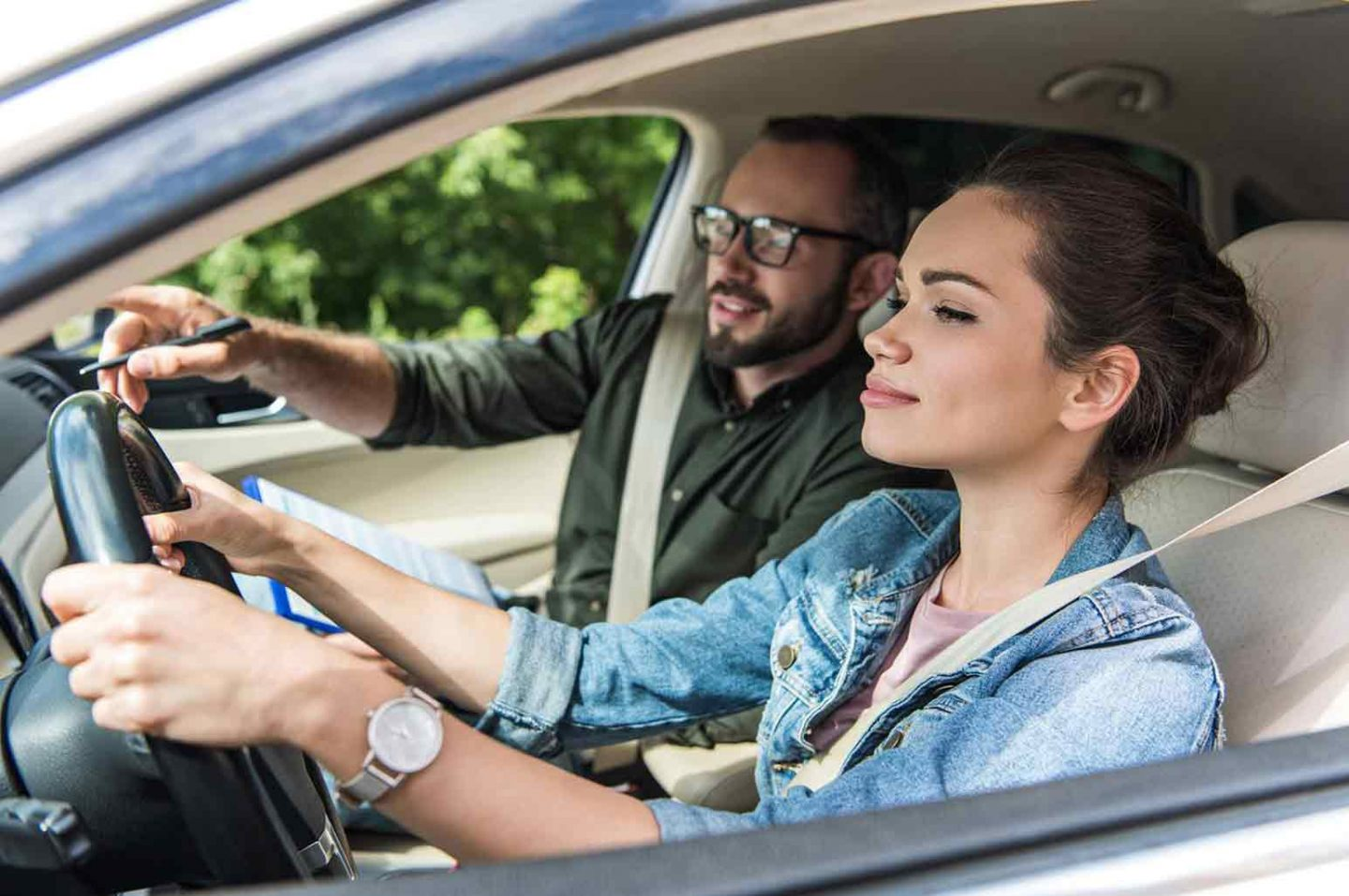 Benefits of Taking Driving Lessons