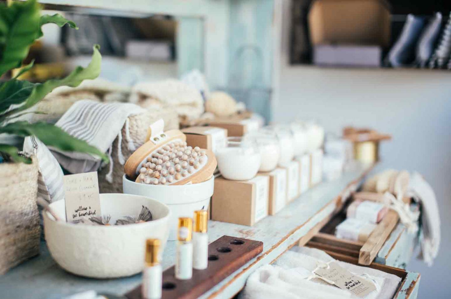 Choosing Skincare Products