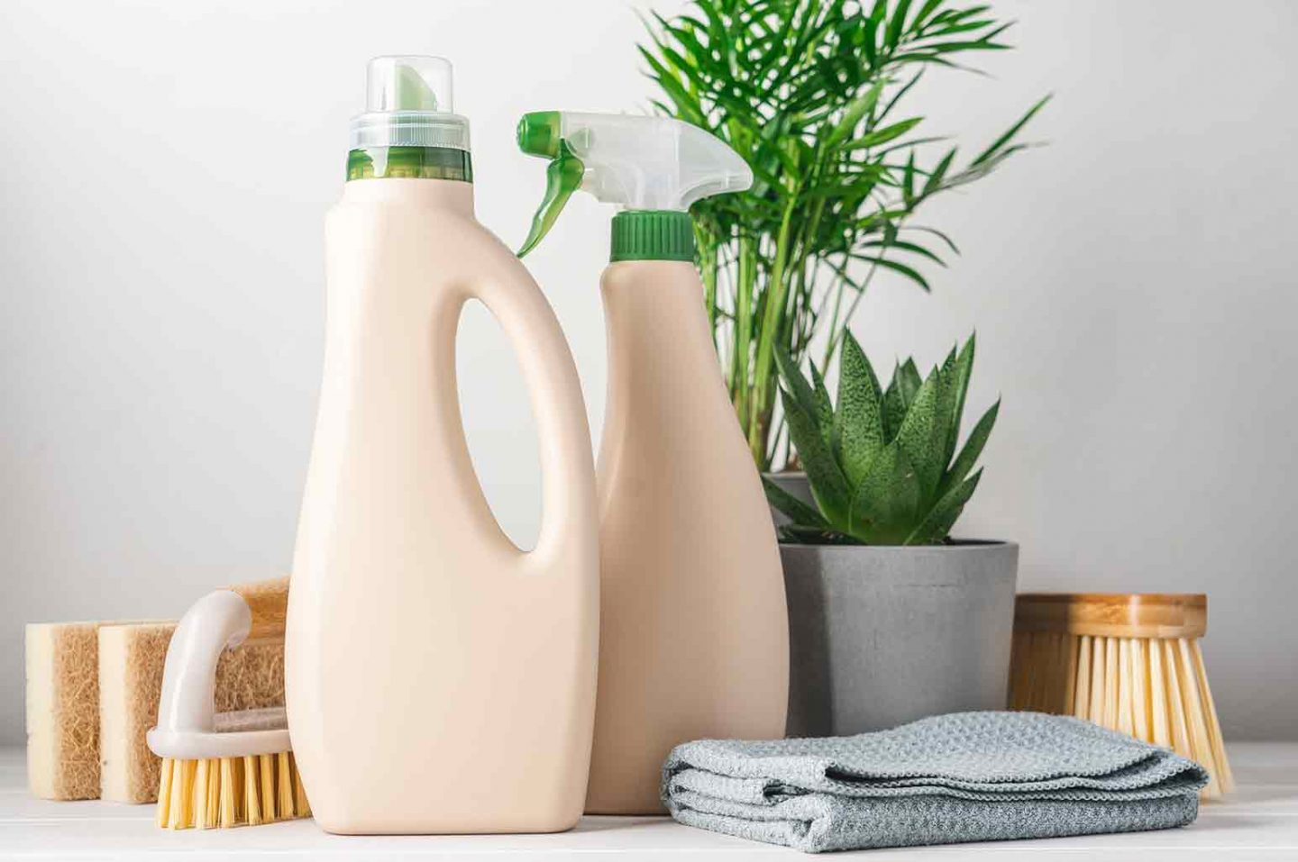 How To Create Natural Cleaning Products