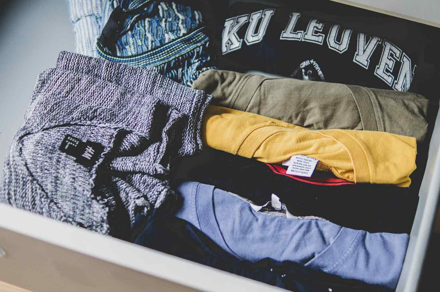 How To Renew Your Dresser Drawer