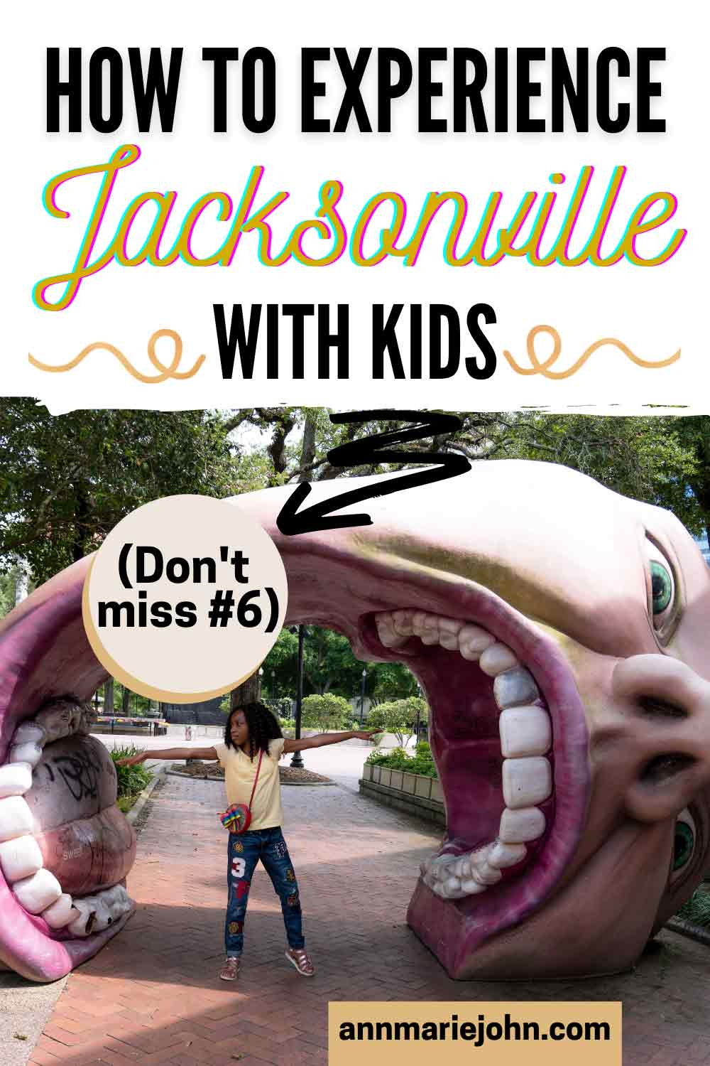 How to Experience Jacksonville with Kids