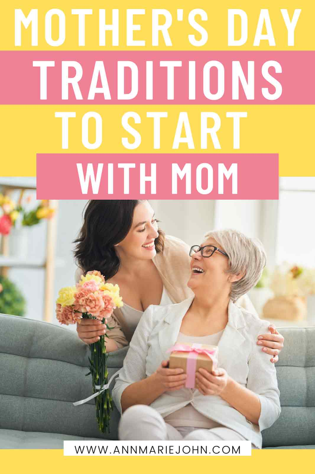 Mothers Day Traditions