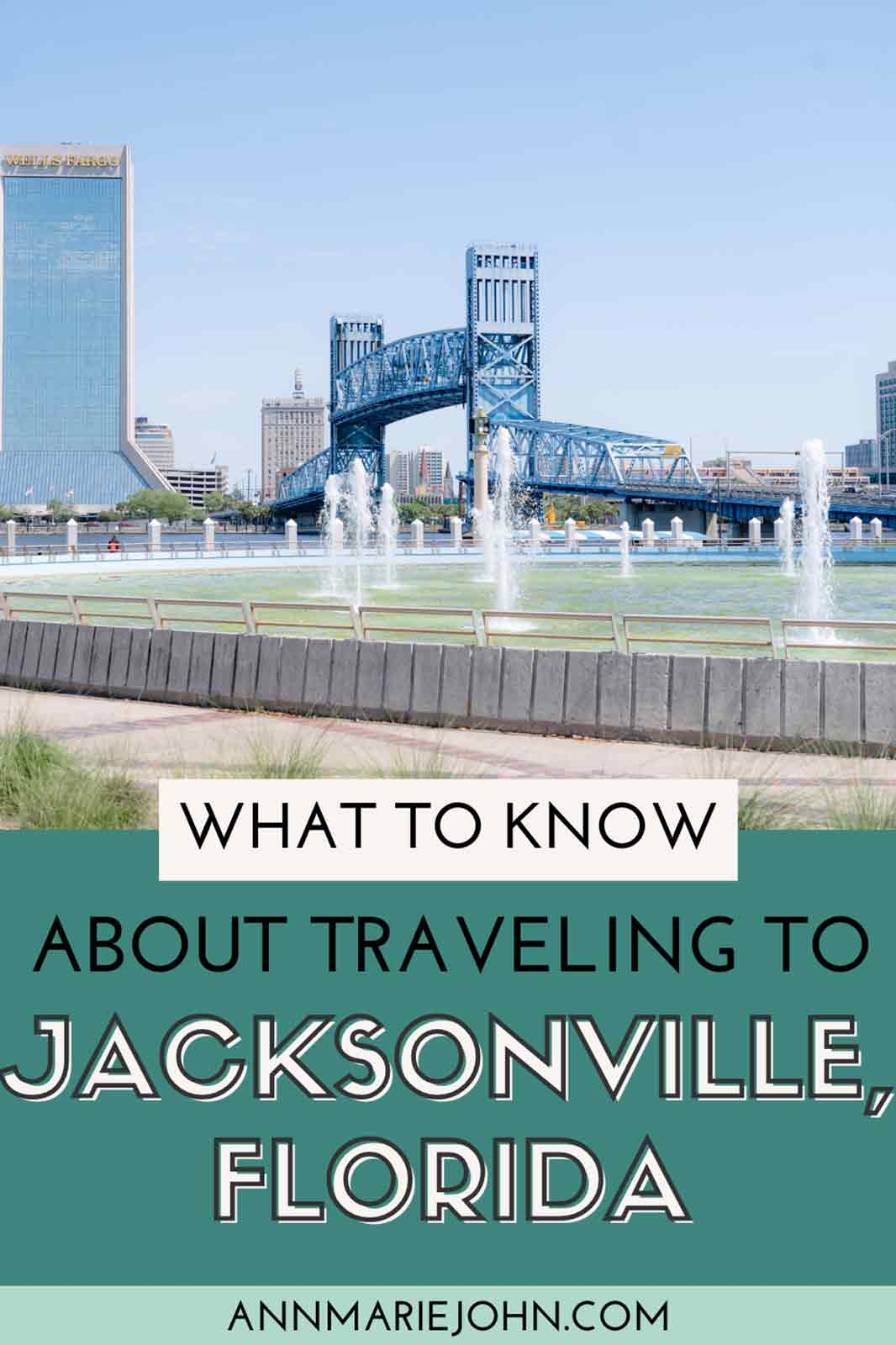What to Know About Traveling to Jacksonville Florida
