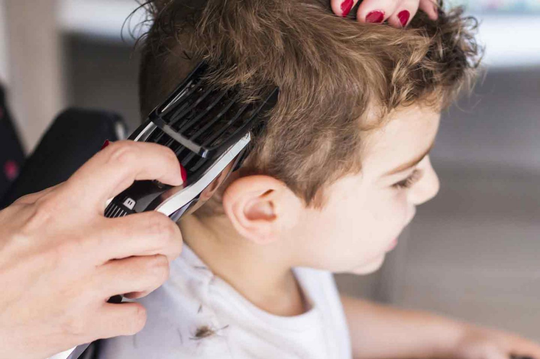 DIY Home Haircuts for Boys