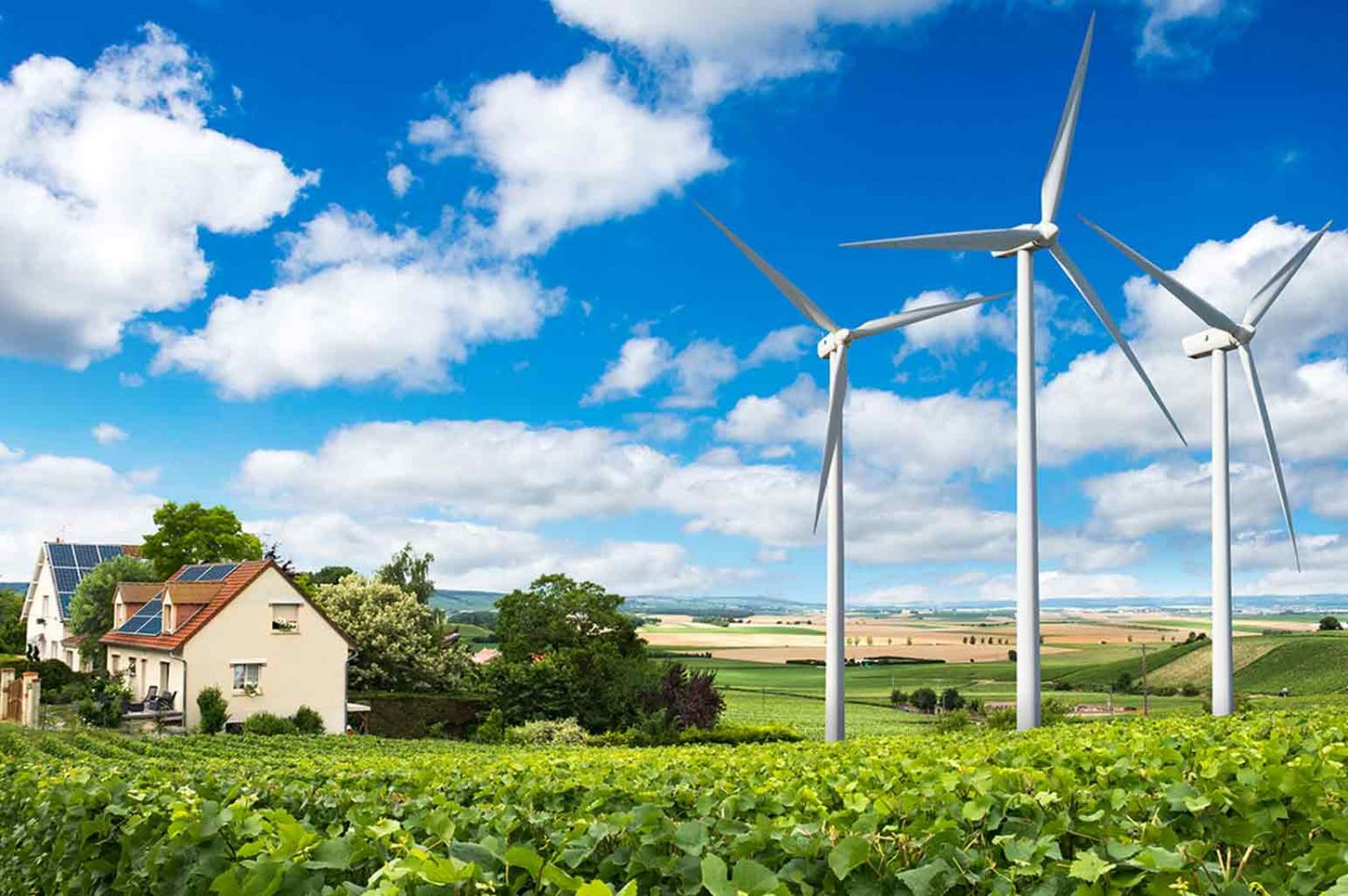 Efficient And Green Ways Of Getting Your Households Energy