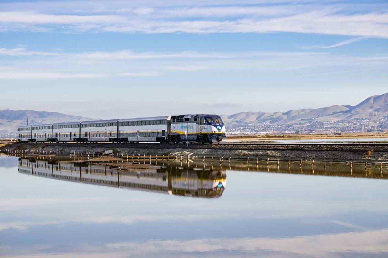 Explore America Via Train