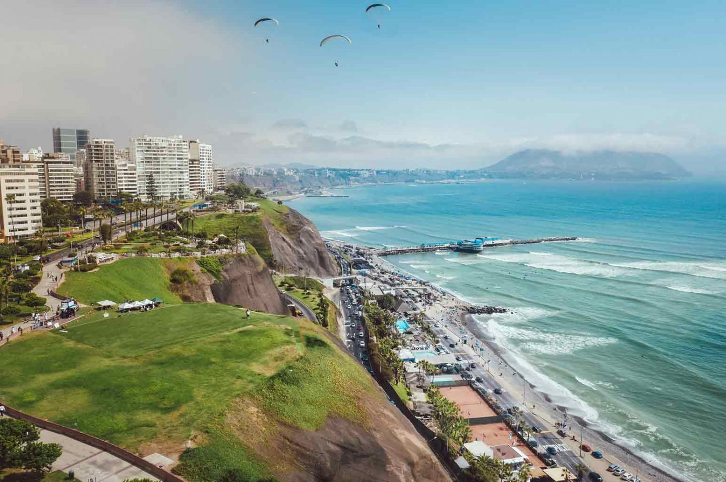 Must-Visit Cities in South America