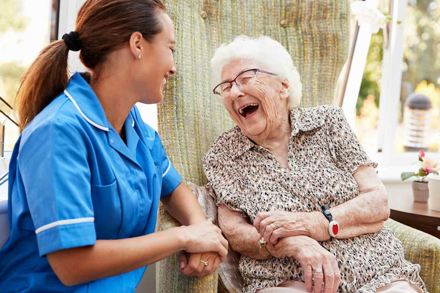 Myths and Truths About Working in Senior Care