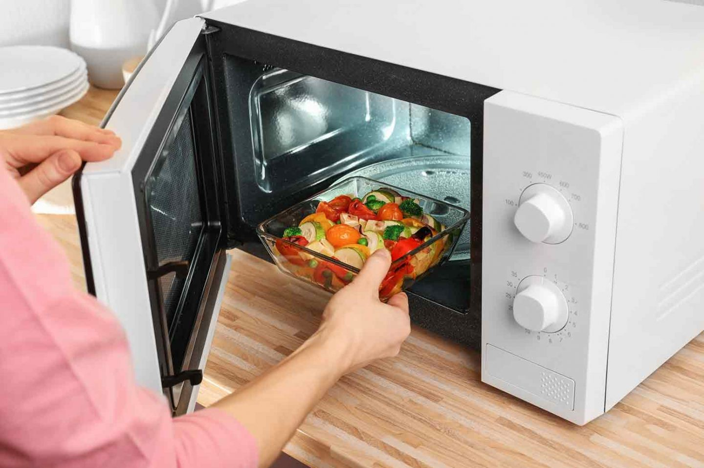 Products for Gourmet Microwave Cooking
