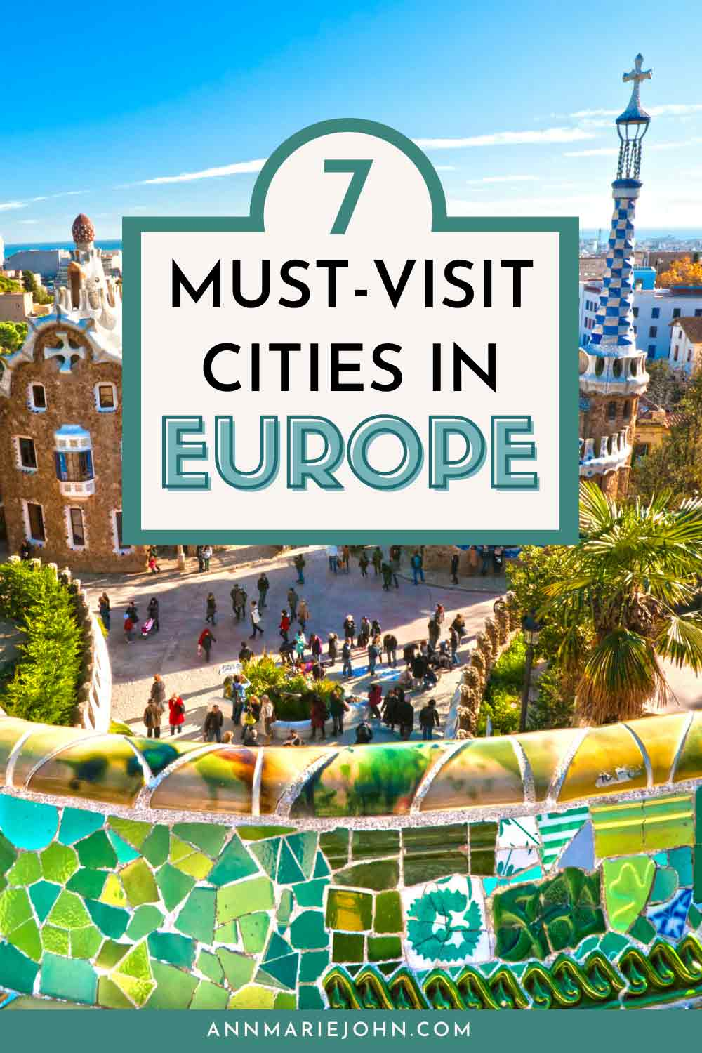 Cities In Europe You Have To Visit