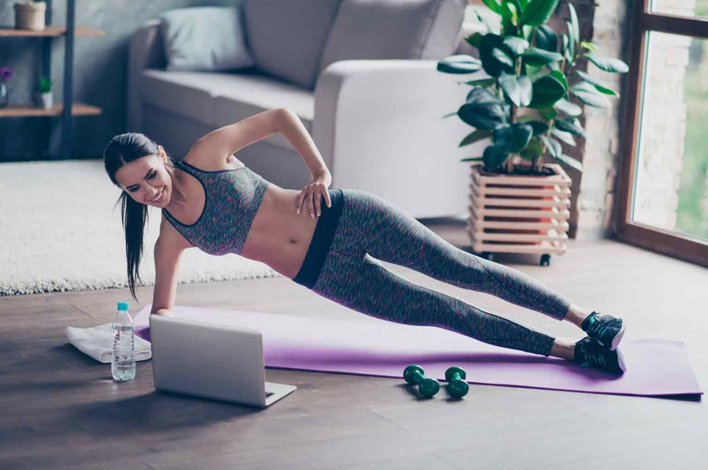 Home Workout Fitness Tips