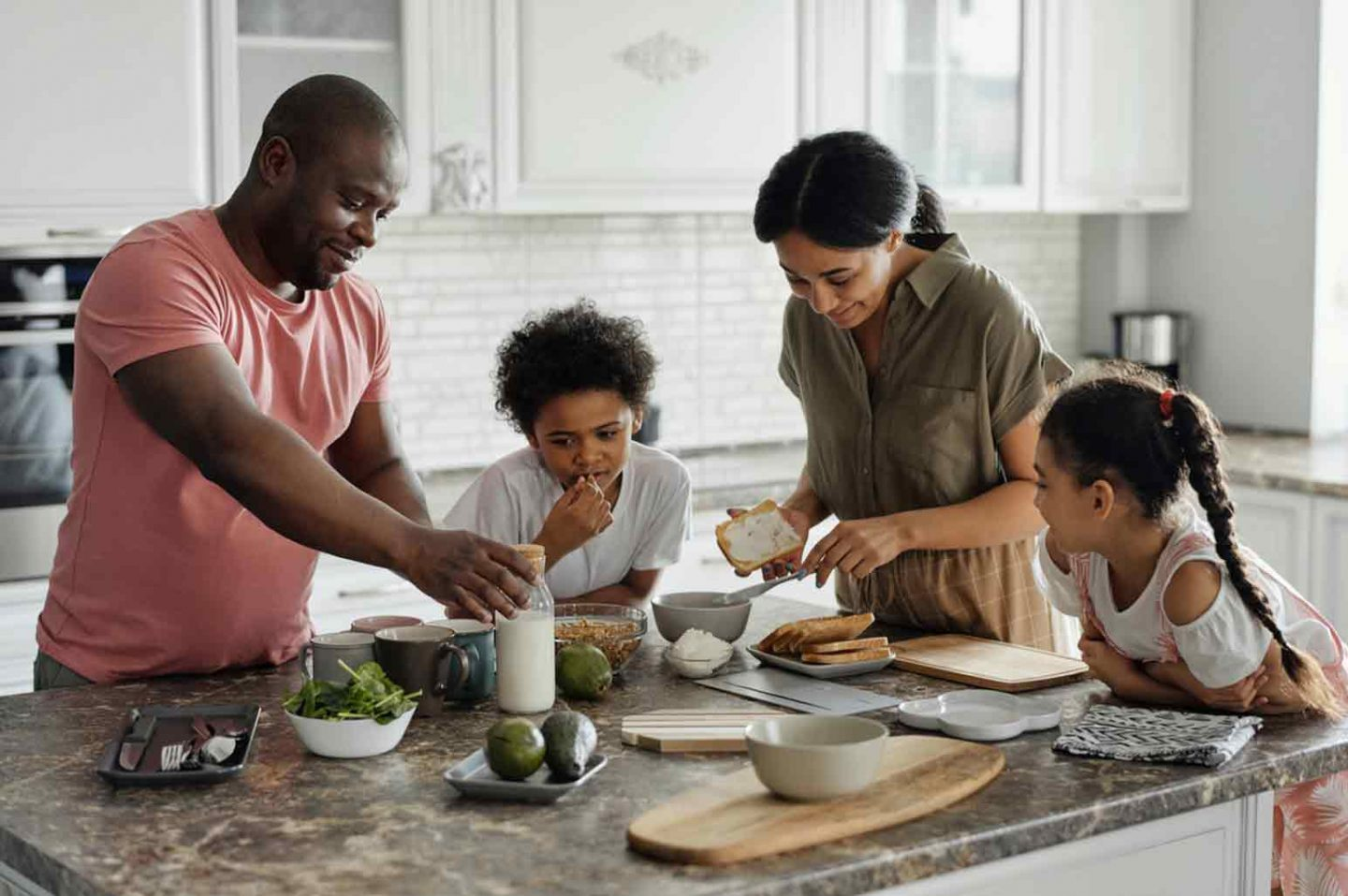 How To Get Everyone Onboard With Healthy Eating