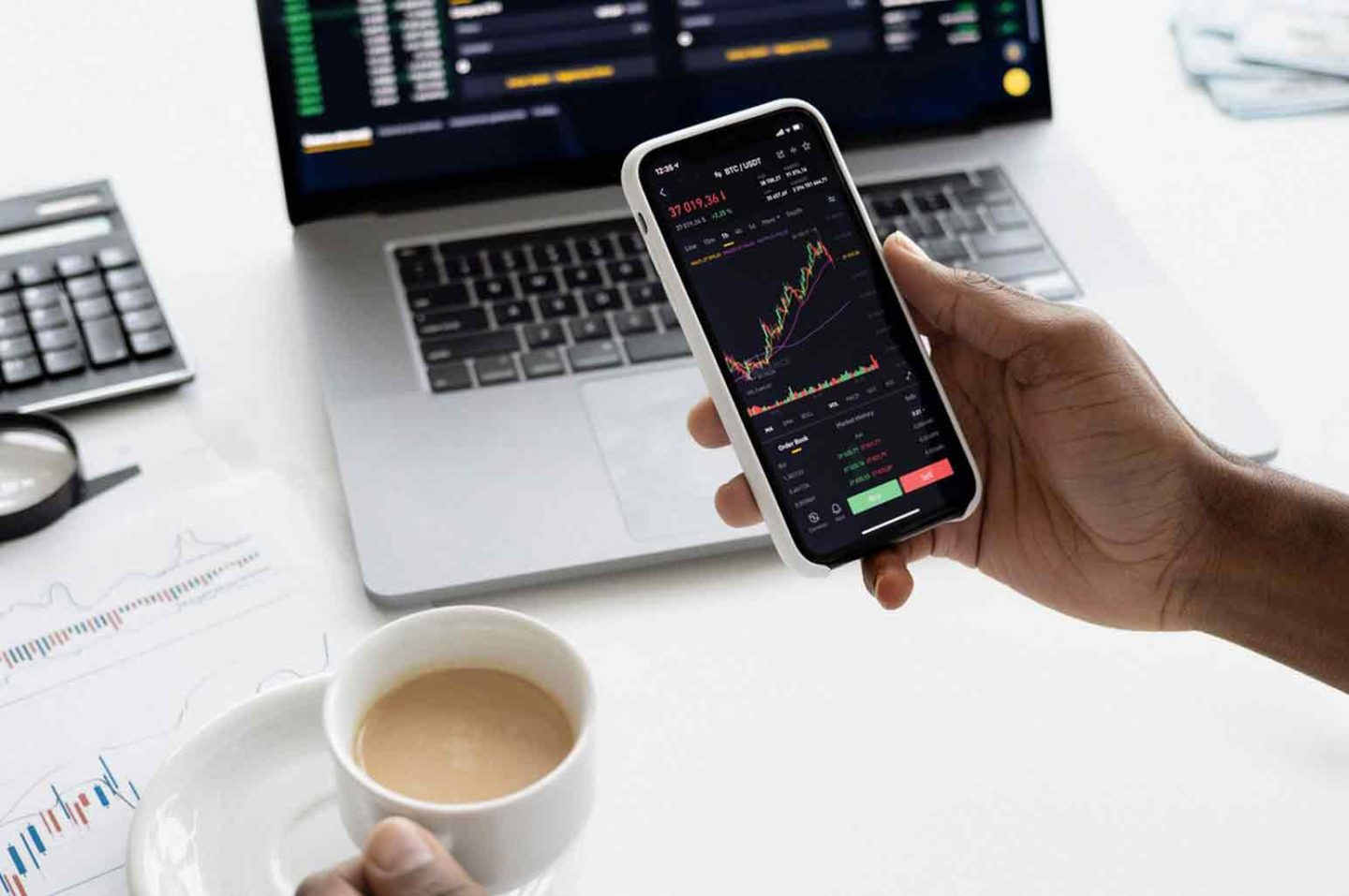 how to get into trading