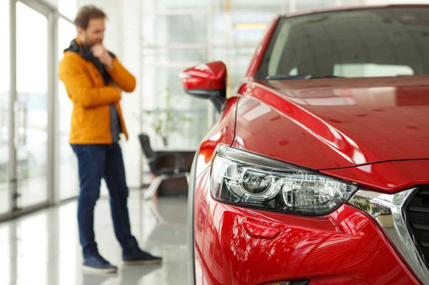 Important Points When Buying A Family Car