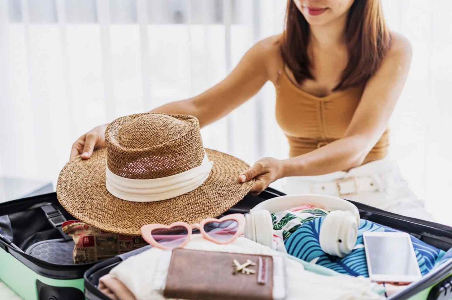Items to Pack for Post-COVID-19 Holiday