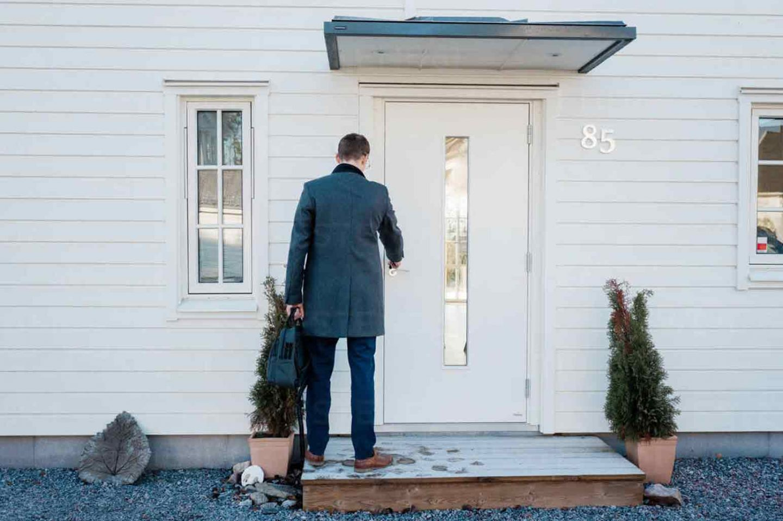 Operating A Door To Door Business