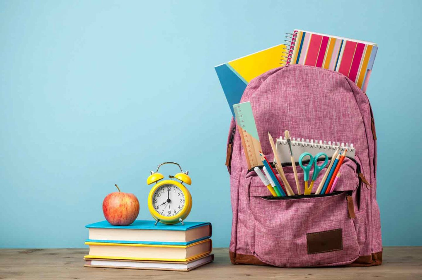 Tips to Make Back to School Less Stressful