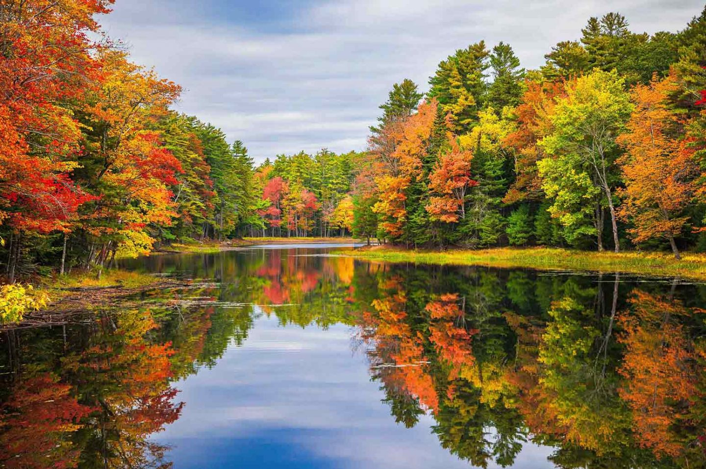 Where to See Stunning Fall Foliage