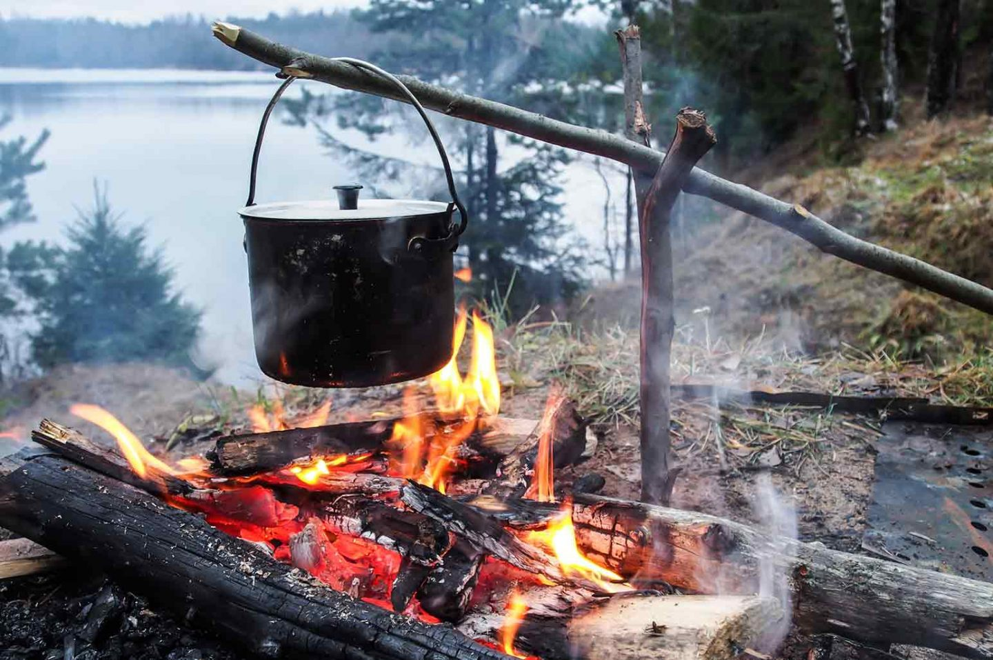 Wilderness Camping Tips