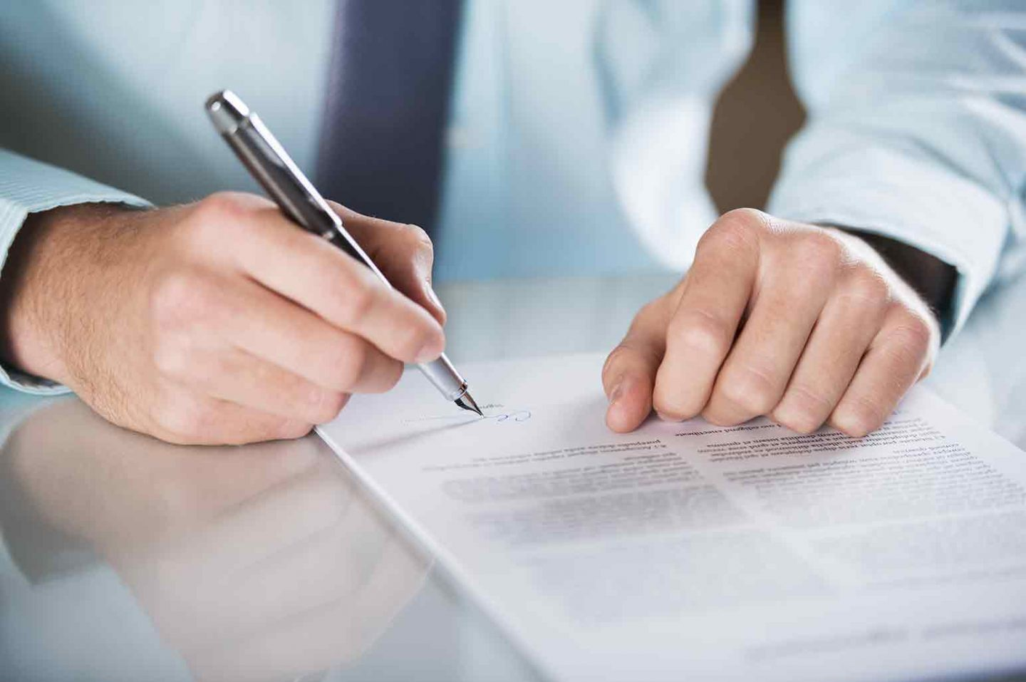 How to Write a Business Contract