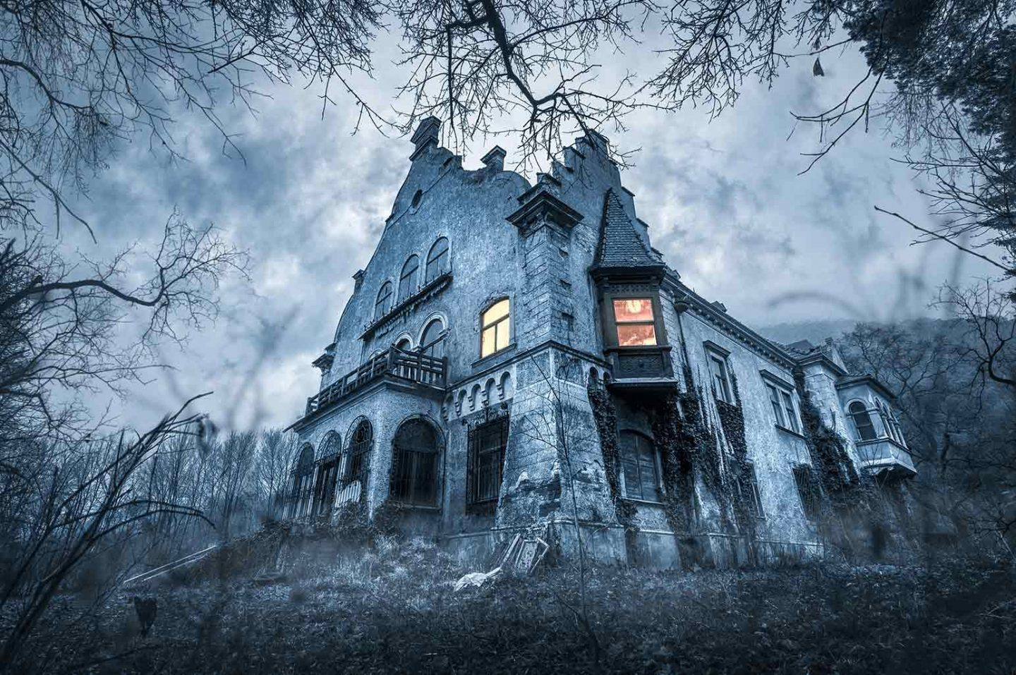 America's Most Haunted Houses