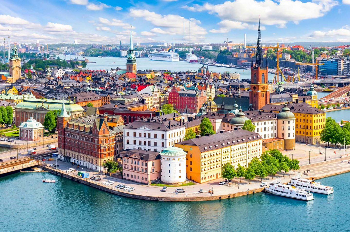 Awesome Places In Europe to Start A New Life