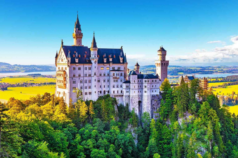 Fairytale Cities in Europe