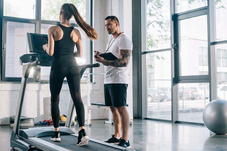 Hiring Fitness Coach