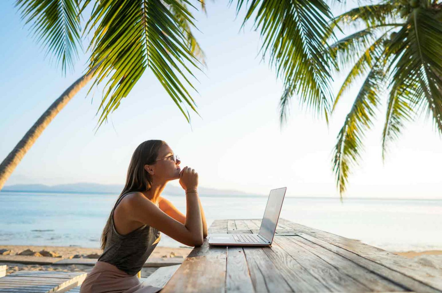How to Work While You Travel