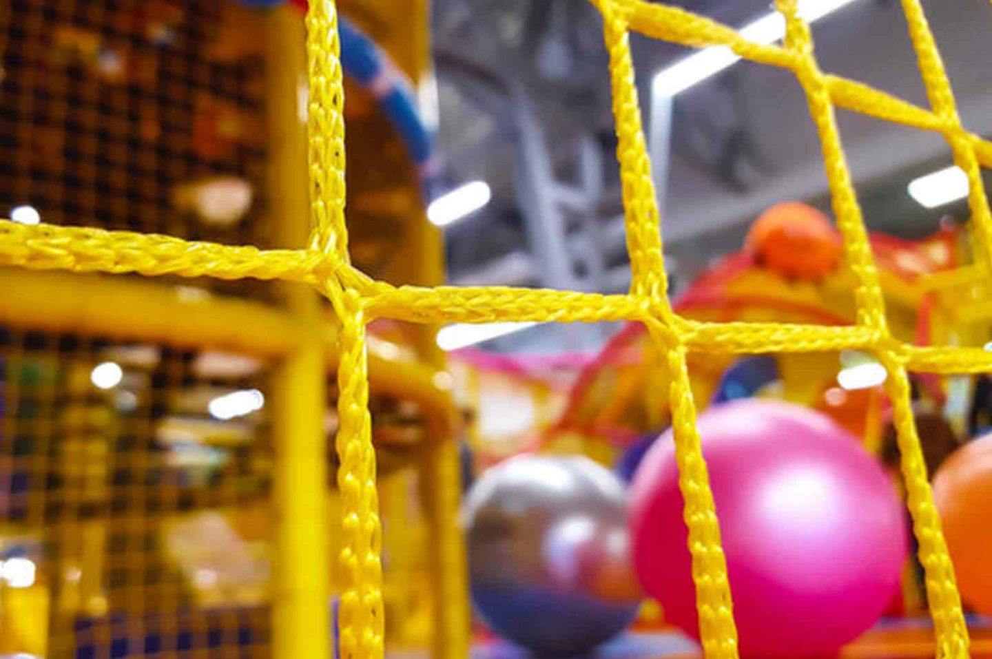 Indoor Play Areas in Dubai for Kids