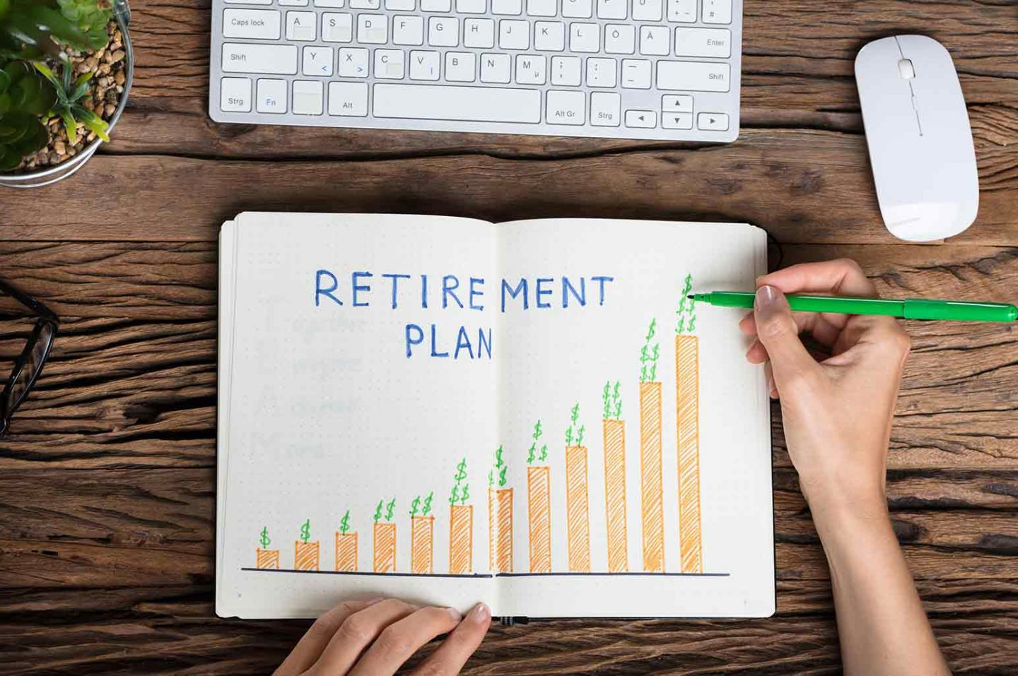 Plan For Retirement In 20s