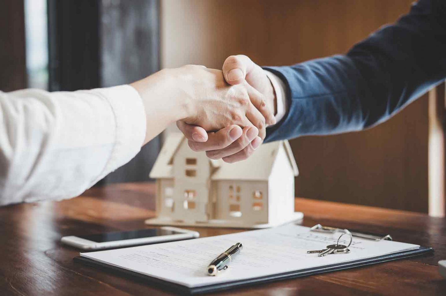 Taking Out A Real Estate Loan