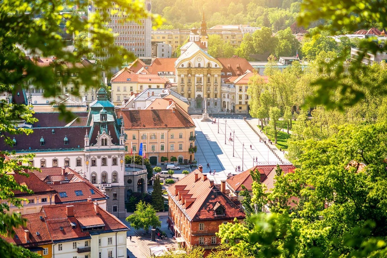 Alternative European Cities