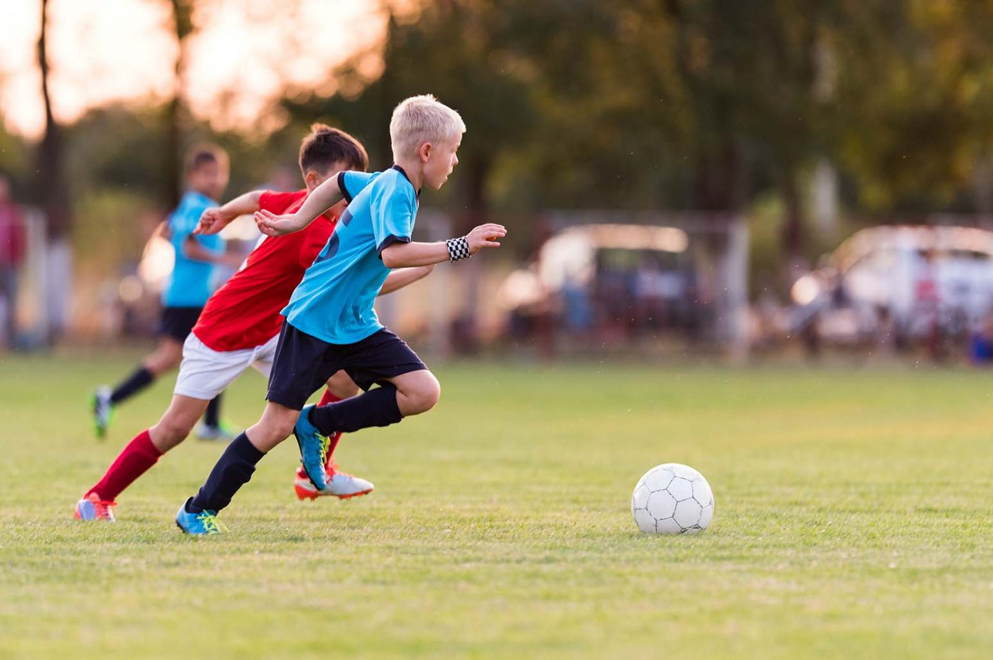 How To Keep Your Sporty Kids Safe